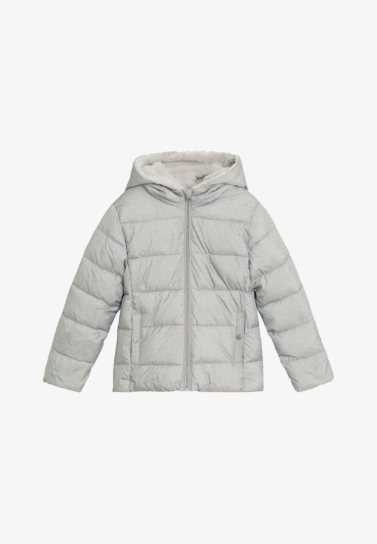 Mango - ALILUX7 - Veste d'hiver - gris chiné clair