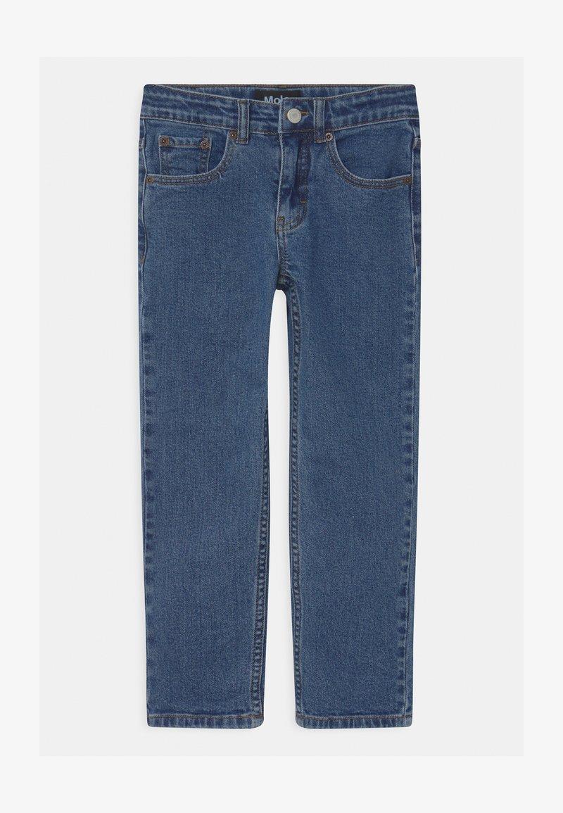 Molo - ANDY - Jeans a sigaretta - dark-blue denim