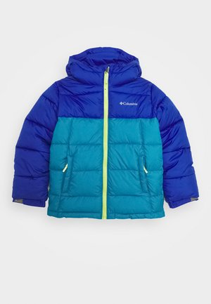 PIKE LAKE JACKET - Zimní bunda - lapis blue/fjord blue