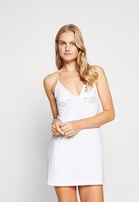 La Perla - TRES SOUPLE PARIGINA - Noční košile - white - 2
