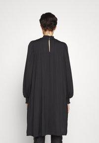 Bruuns Bazaar - PRICKLY METTE DRESS - Day dress - black - 2