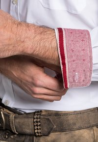 Spieth & Wensky - ASKOT SLIM FIT - Shirt - rot - 3