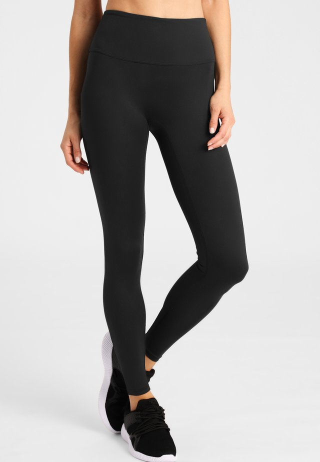 MAXIME  - Leggings - black