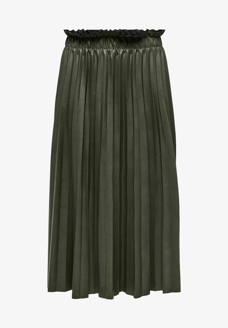 ONLY - A-line skirt - forest night