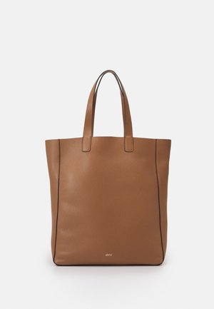SHOPPER MAGDA - Tote bag - camel