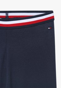 Tommy Hilfiger - ESSENTIAL SOLID ICONIC - Leggings - blue - 3