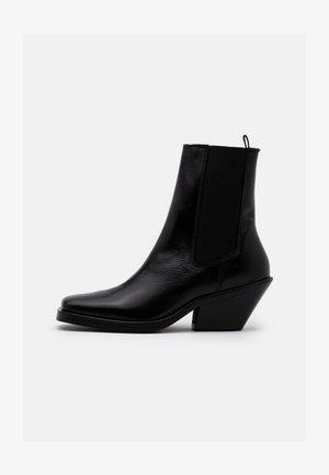SLFAVA CHELSEA BOOT  - Støvletter - black
