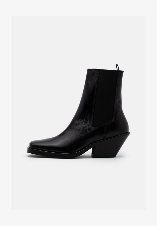 SLFAVA CHELSEA BOOT  - Bottines - black