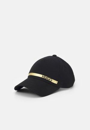 UNISEX - Lippalakki - black/gold