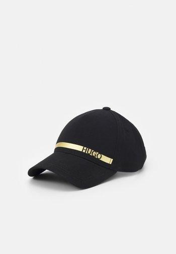 UNISEX - Gorra - black/gold