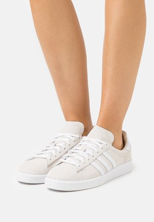 CAMPUS 80S  - Baskets basses - alumina/footwear white