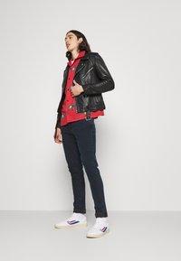 Nudie Jeans - UNISEX - Jeans slim fit - black ocean - 3