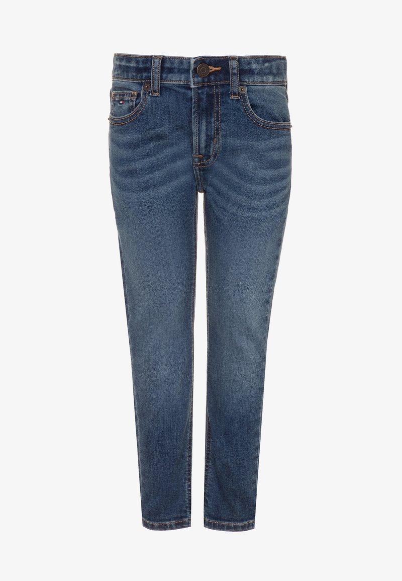 Tommy Hilfiger - SCANTON SLIM FIT - Slim fit jeans - denim
