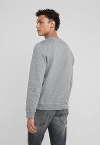 Barbour International - LARGE LOGO - Sweatshirt - anthracite marl - 2