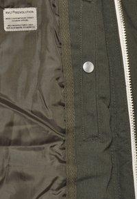 REVOLUTION - HEAVY - Winter jacket - oliv - 4