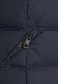 GANT - CLASSIC LONG JACKET - Down coat - evening blue - 3