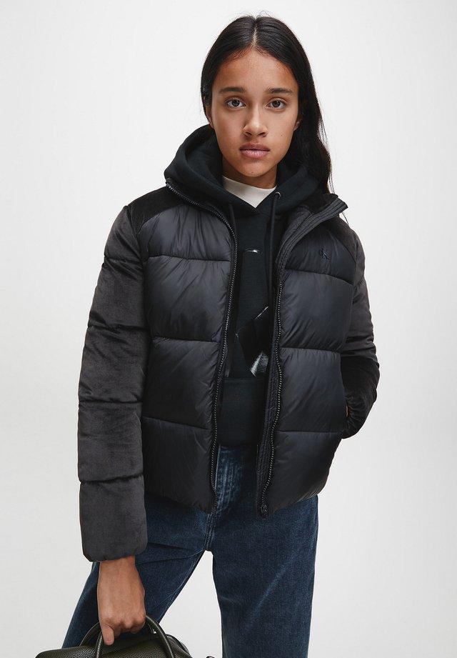 Winter jacket - ck black