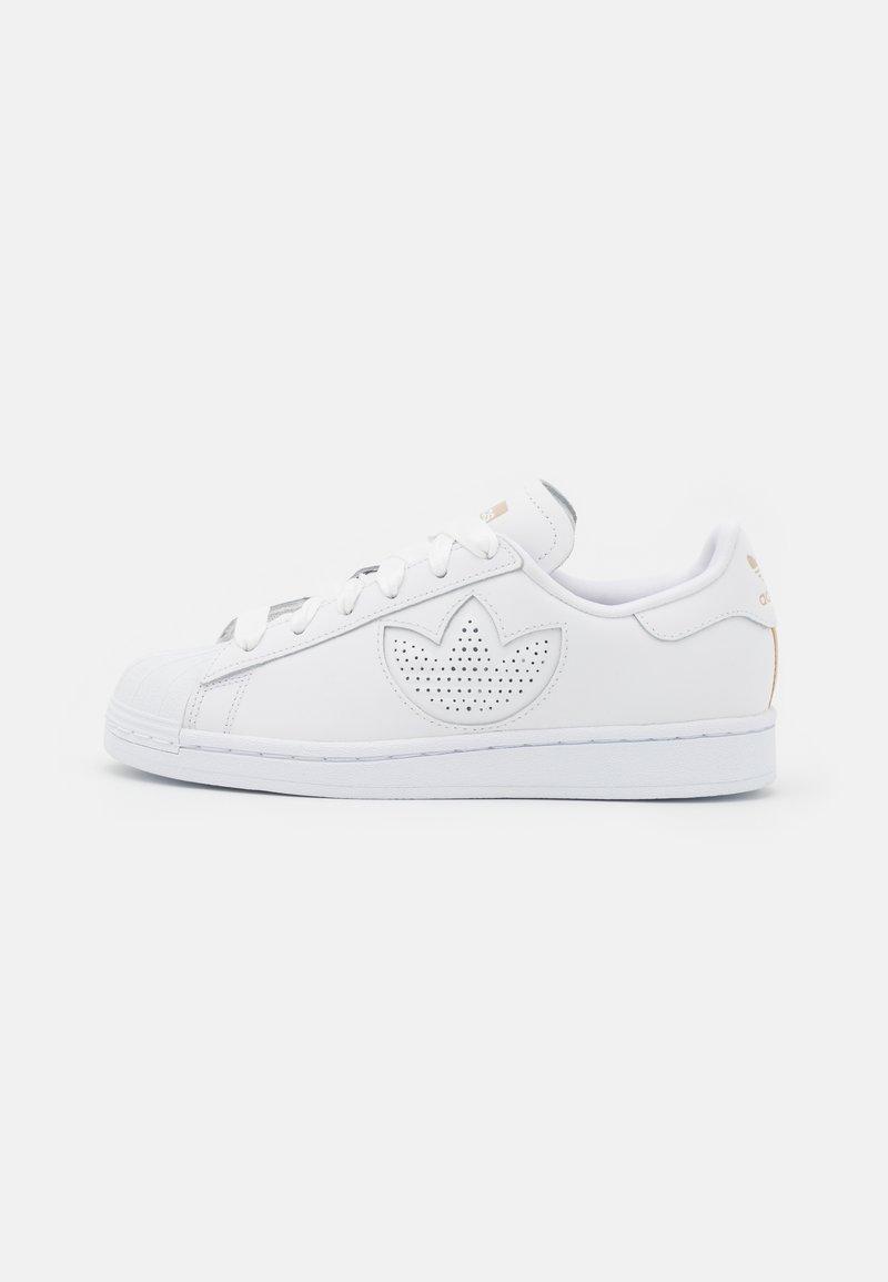 adidas Originals - SUPERSTAR - Baskets basses - footwear white/hazy copper