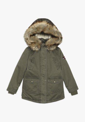 HYDRA - Winter coat - brass