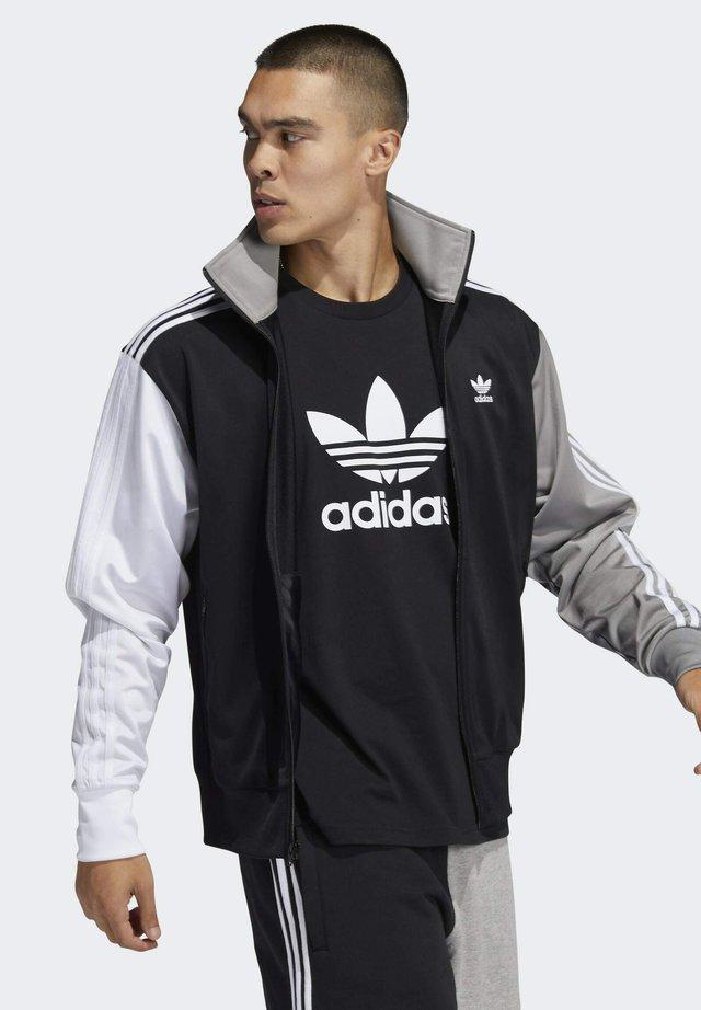 BLOCKED FIREBIRD TRACK TOP - Training jacket - black