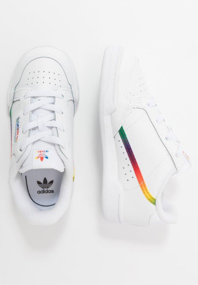 CONTINENTAL 80 - Sneakers basse - footwear white/core black