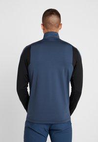 Peak Performance - ACE MID - Fleece jumper - black - 2
