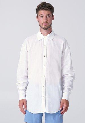 HAVIN - Overhemd - weiss