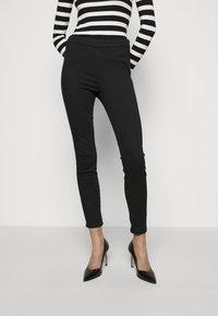 MAX&Co. - MALI - Kalhoty - black - 0