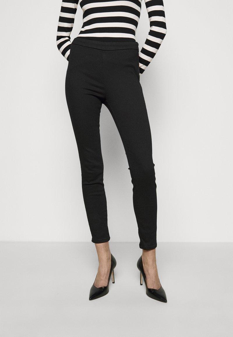 MAX&Co. - MALI - Kalhoty - black