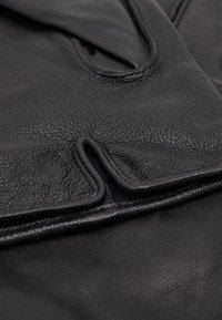 Selected Homme - SLHZAIN GLOVES - Gloves - black - 2