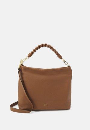 BEUTEL KAIA - Handbag - caramel/cognac