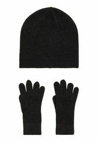Vila - SET 2 - Gloves - black - 2