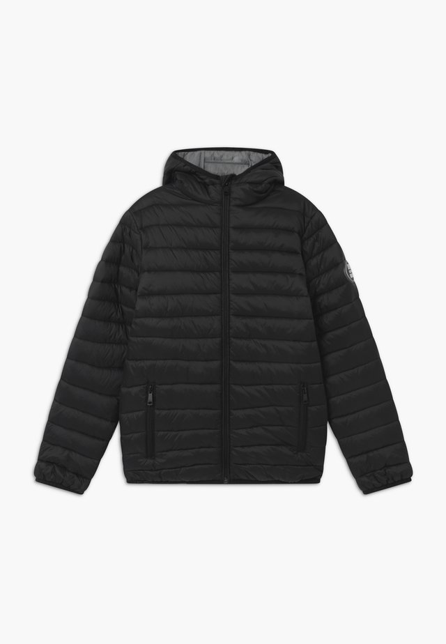 TEENS BIG - Veste d'hiver - black/grey