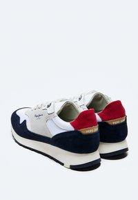 Pepe Jeans - SLAB SUMMER - Sneakers - azul marino - 3