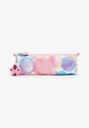 Pencil case - bubbly rose