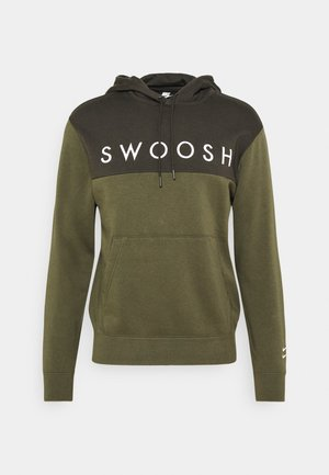 HOODIE - Sweat à capuche - twilight marsh/white