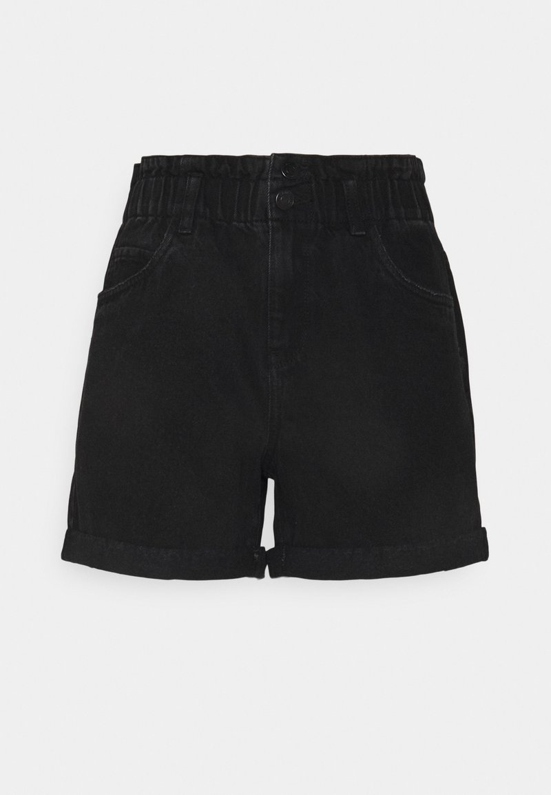 Vero Moda - Shorts di jeans - black