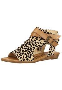 Blowfish Malibu - Ankle cuff sandals - brown - 2