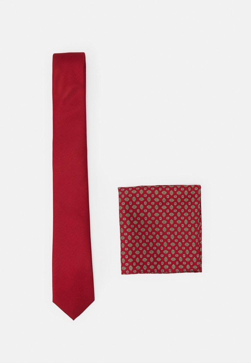 Pier One - SET - Taskuliina - red