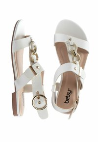 Betsy - Sandals - white - 3