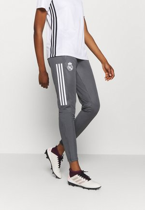 REAL MADRID AEROREADY SPORTS FOOTBALL PANTS - Klubbklær - grey