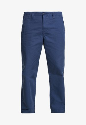 DALLAS PANT - Trousers - blue stone washed