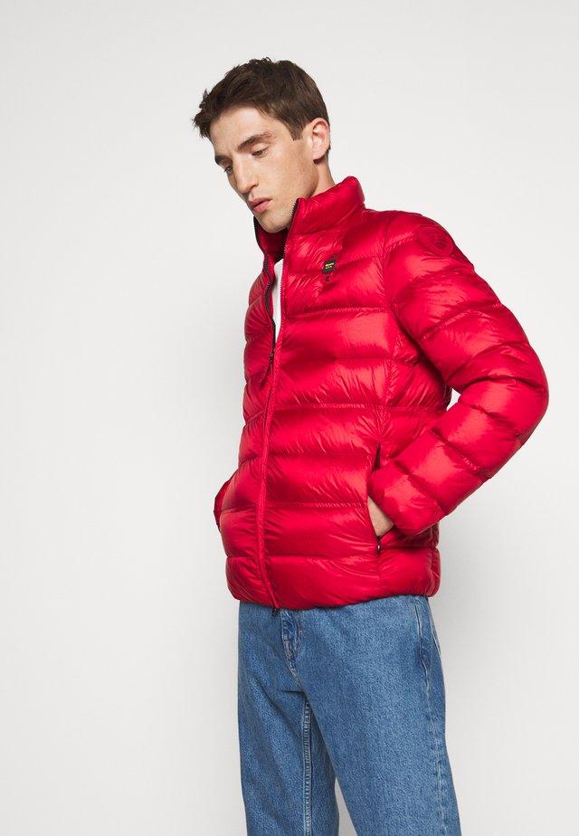 GIUBBINI CORTI  - Down jacket - dark red