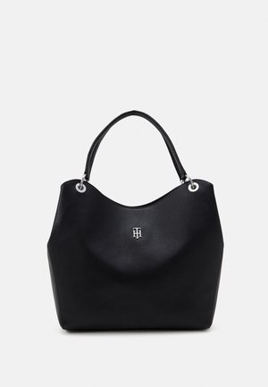 ESSENCE HOBO - Torba na zakupy - black