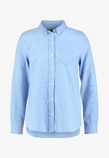 FITTED BOYFRIEND  - Paitapusero - light blue
