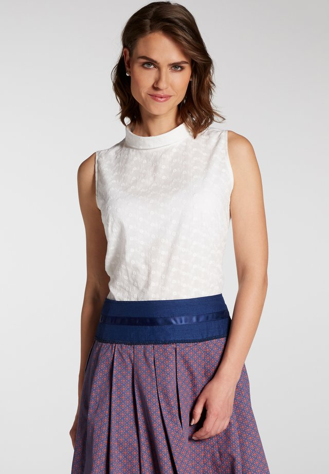 PURE - Blouse - offwhite