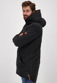 alife & kickin - RONAK - Winter coat - moonless - 3