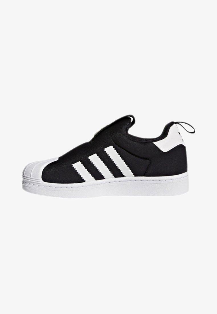 adidas Originals - SUPERSTAR 360 SHOES - Sneakersy niskie - black