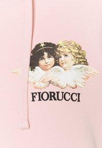 Fiorucci - ICON ANGELS HOODIE  - Felpa - pale pink - 2