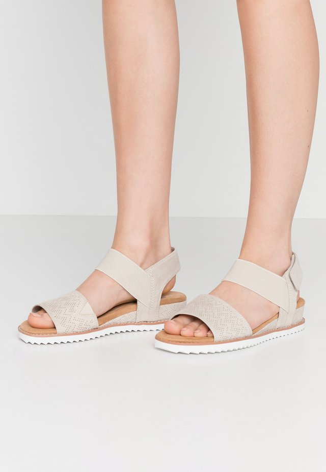 DESERT KISS - Sandals - offwhite